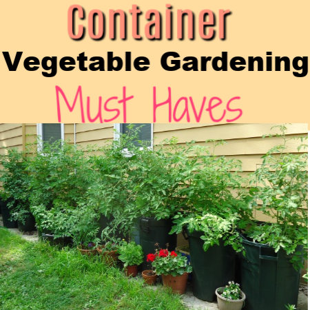 Container Gardening Must Haves (1)
