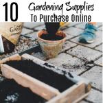 10 Gardening Supplies To Purchase Online (3)