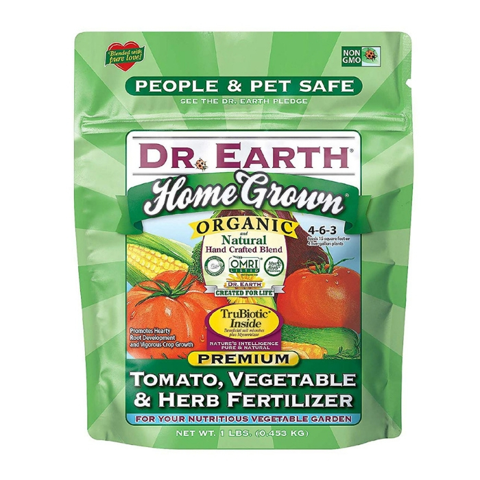 Dr. Earth Organic Vegetable & Herb Fertilizer