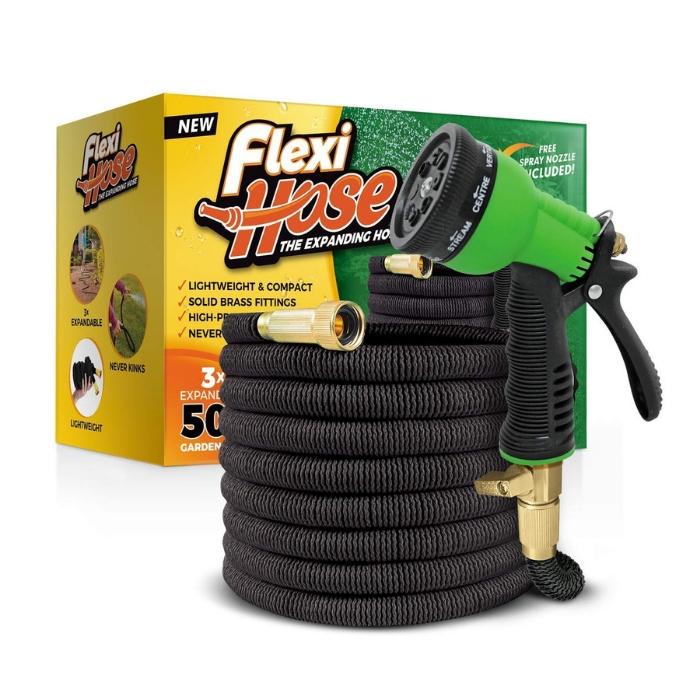 Flexi Hose Upgraded Expandable Garden Hose