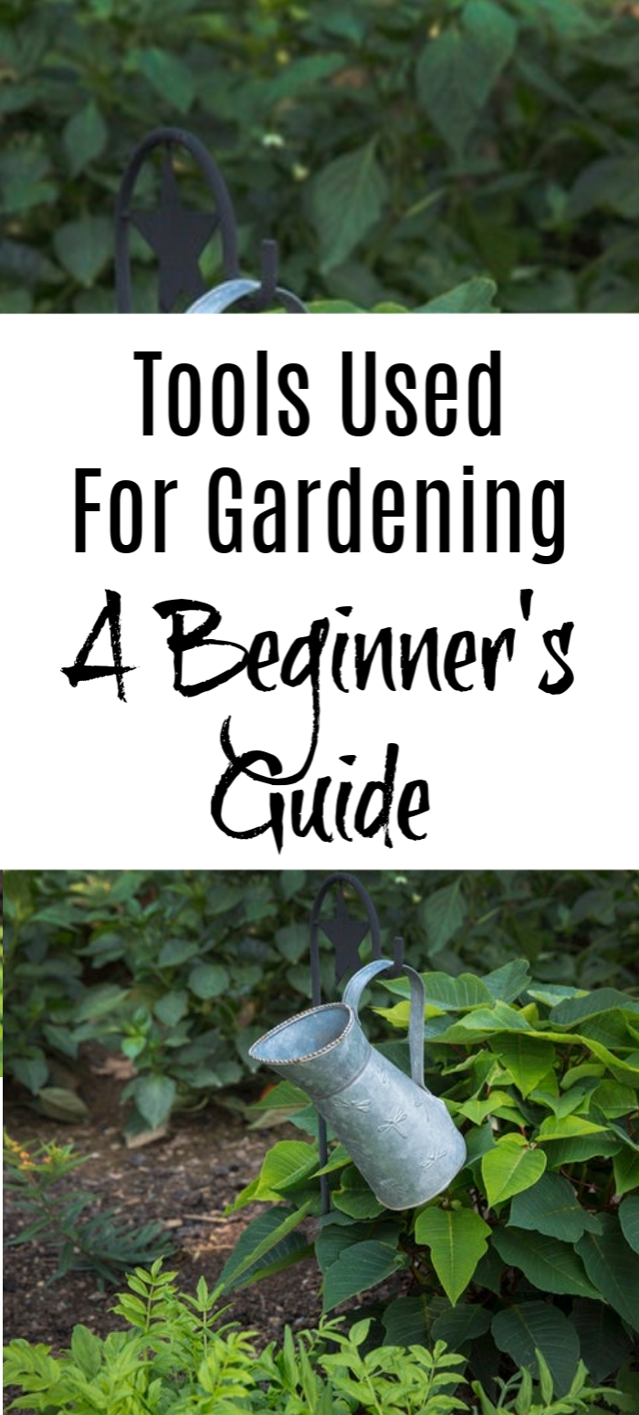 In this Tools Used For Gardening: A Beginner's Guide we cover the gardening tools names as well as how they are used in the garden.
