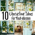 10 Upcycling Ideas For Your Garden (3)
