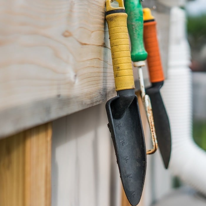 Knowing how to care for gardening tools from cleaning to sharpening makes for a healthier and happier garden.  It also allows them to last for years to come.