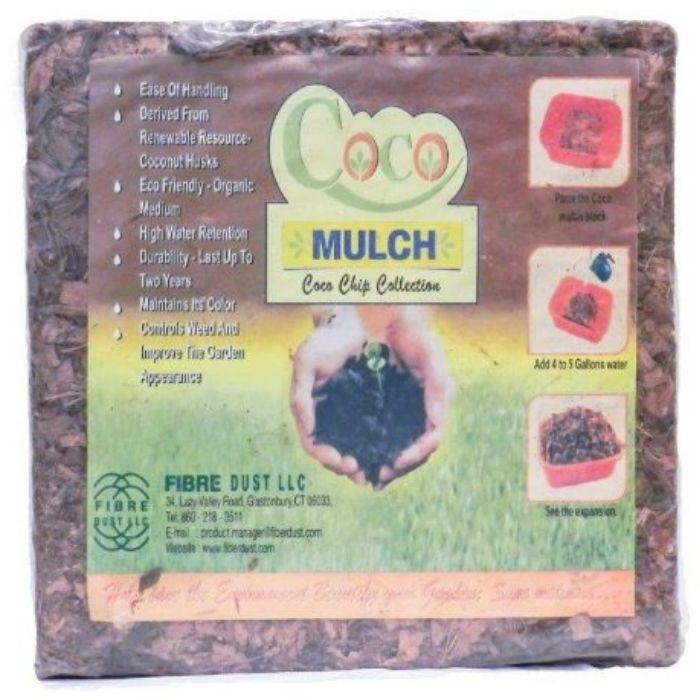 FibreDust CoCo Mulch