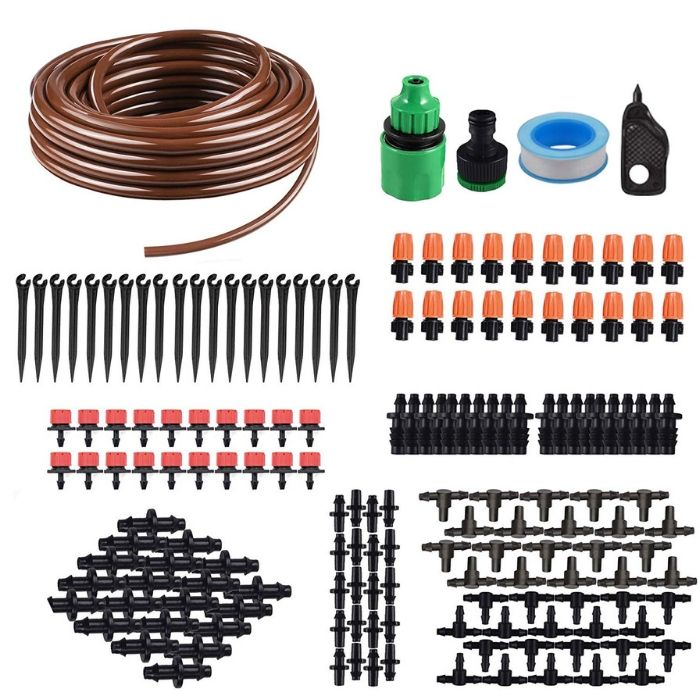 KORAM Watering Irrigation Drip Kit