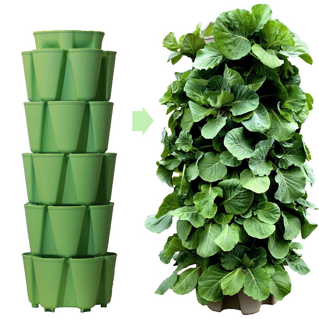 5 Tier Vertical Garden Planter