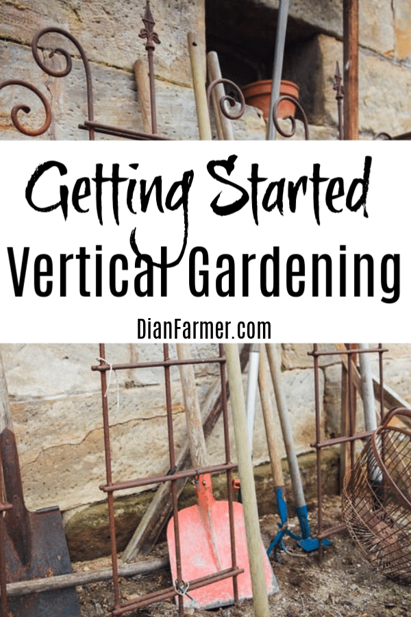 If you don't have a lot of room for a garden, that doesn't have to stop you. Try vertical gardening. Don't know how to get started? Check out these tools to help.
