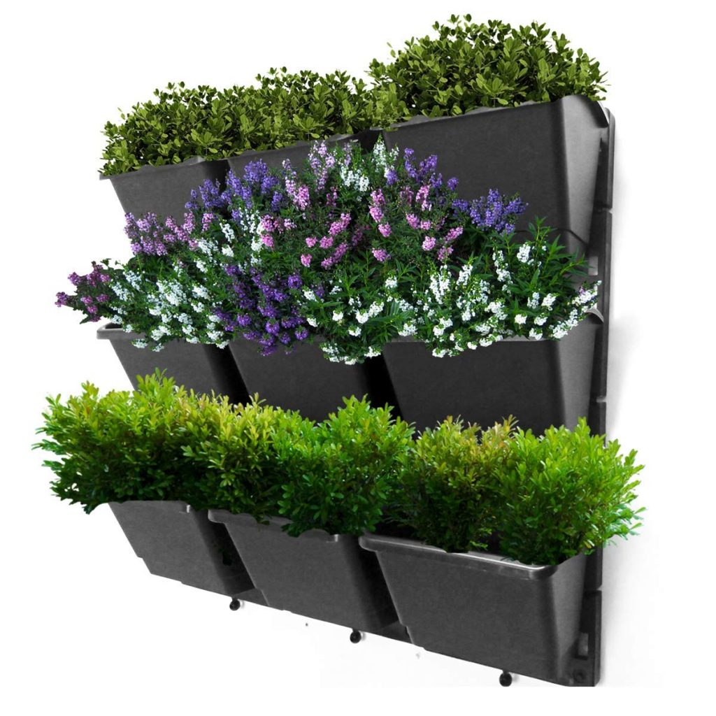 Vertical Garden Wall Planter Kit