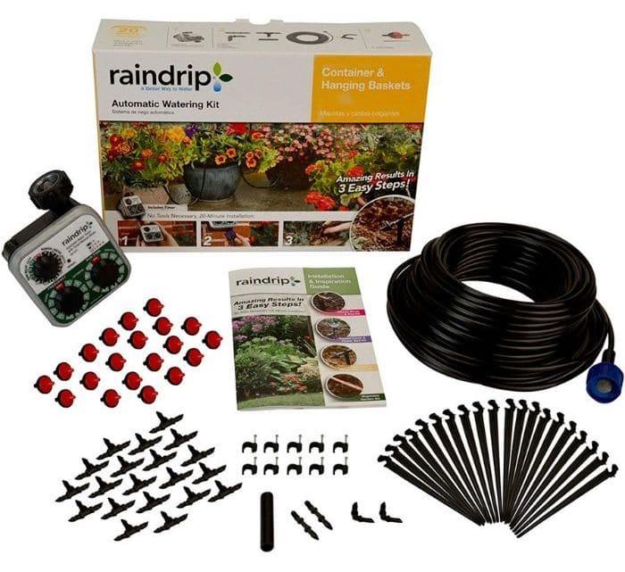 Raindrip Automatic Watering Kit