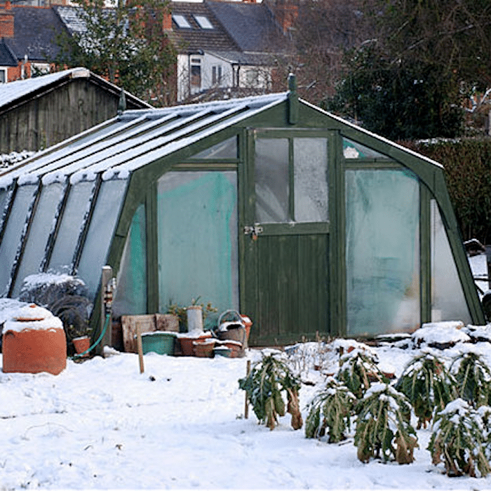 Cold weather doesn't mean you have to put your green thumb in hibernation.  Click through to see these winter gardening tips & tricks to keep it all going....