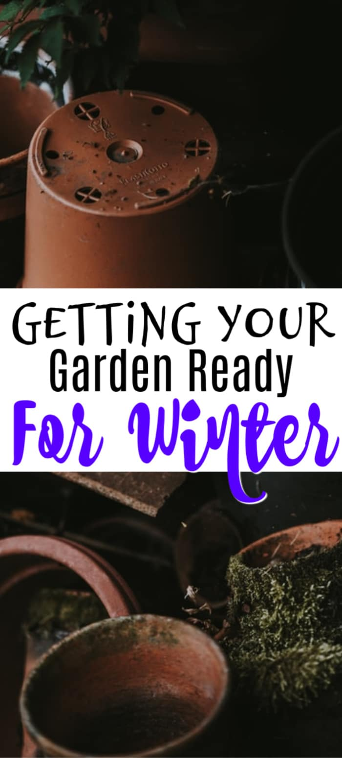 Getting your garden ready for winter is an important part of gardening.  It protects your garden and makes sure you have less work to do in the spring.  Click through to learn more...