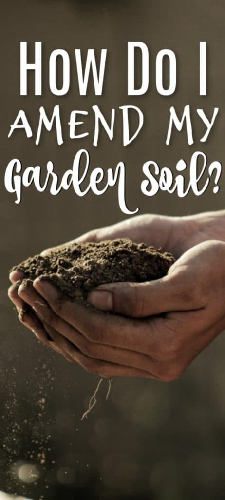 Amending your garden soil is important.  But knowing what to use is equally important..  this guide will help click through NOW....