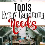 Tools Every Gardener Needs