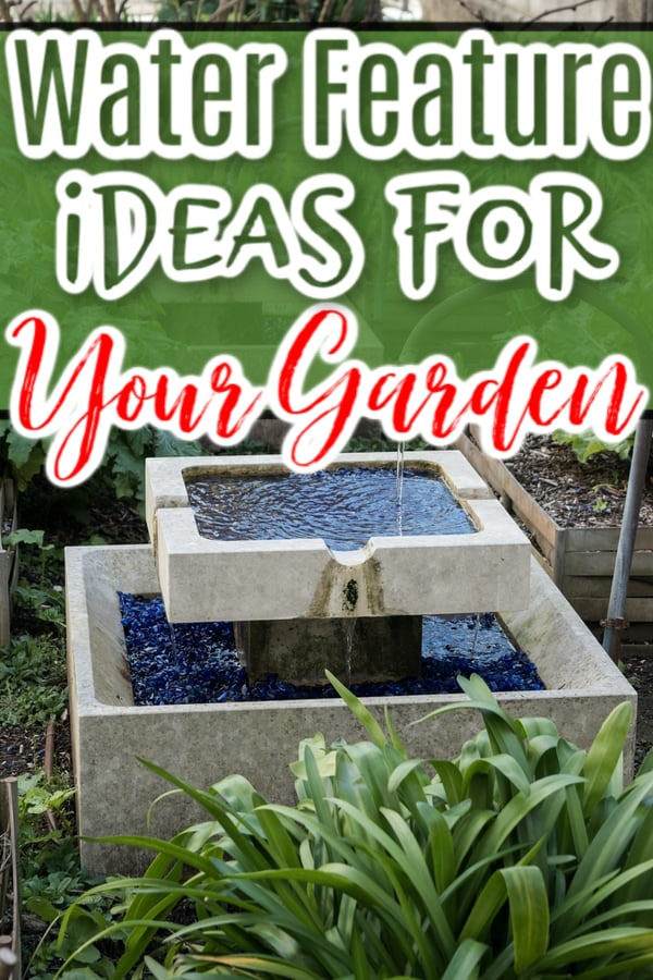 Looking for a peaceful and serene addition to your outdoor space?  Try one of these water features. Click through NOW to get your calm and relaxed on....